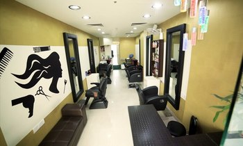 A Gloria Hair & Beauty Lounge